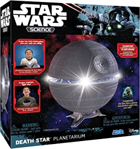 Star Wars Science Death Star Planetarium - Uncle Milton