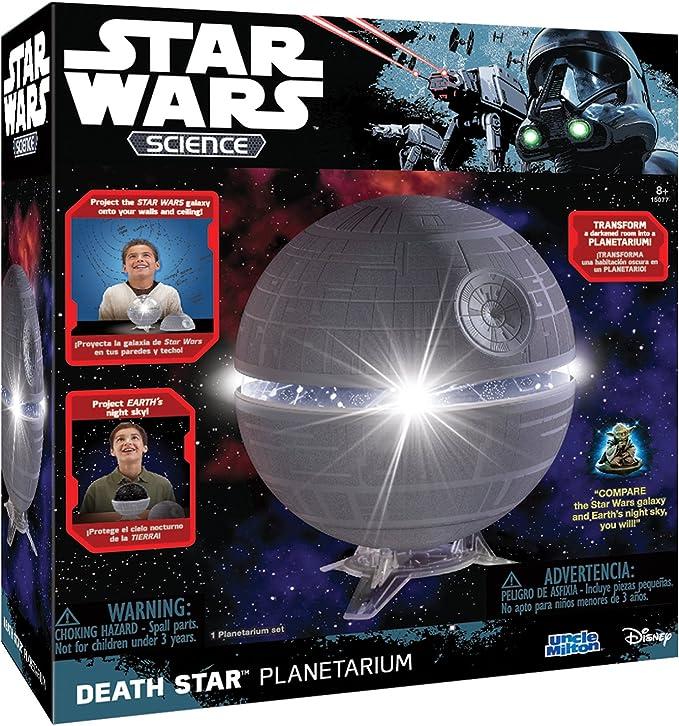 Uncle Milton Star Wars - Planetario en Forma de la Estrella de la ...