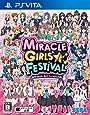 MIRACLE GIRLS FESTIVAL SEGA PS VITA JAPANESE GAME