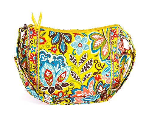 Amazon.com: Vera Bradley On The Go Everyday Bolsa, M: Shoes