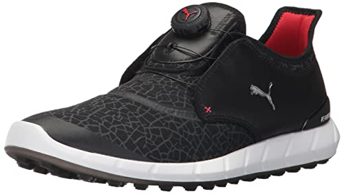 fb476a56ac6 Image Unavailable. Image not available for. Colour  PUMA Golf Men s Ignite  Disc Extreme Golf Shoe ...