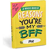 Emily McDowell & Friends Reasons You're My BFF Fill in the Love Book