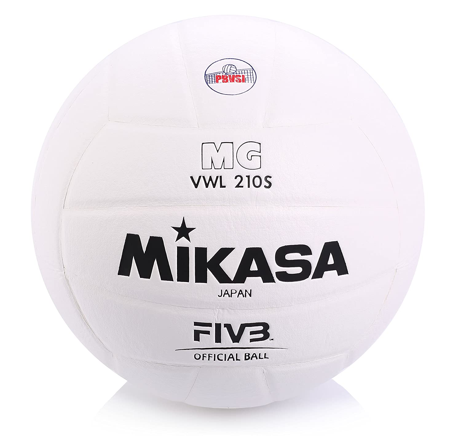 Buy Mikasa Bl 210 S Volleyball White Online At Low Prices In India Amazon In