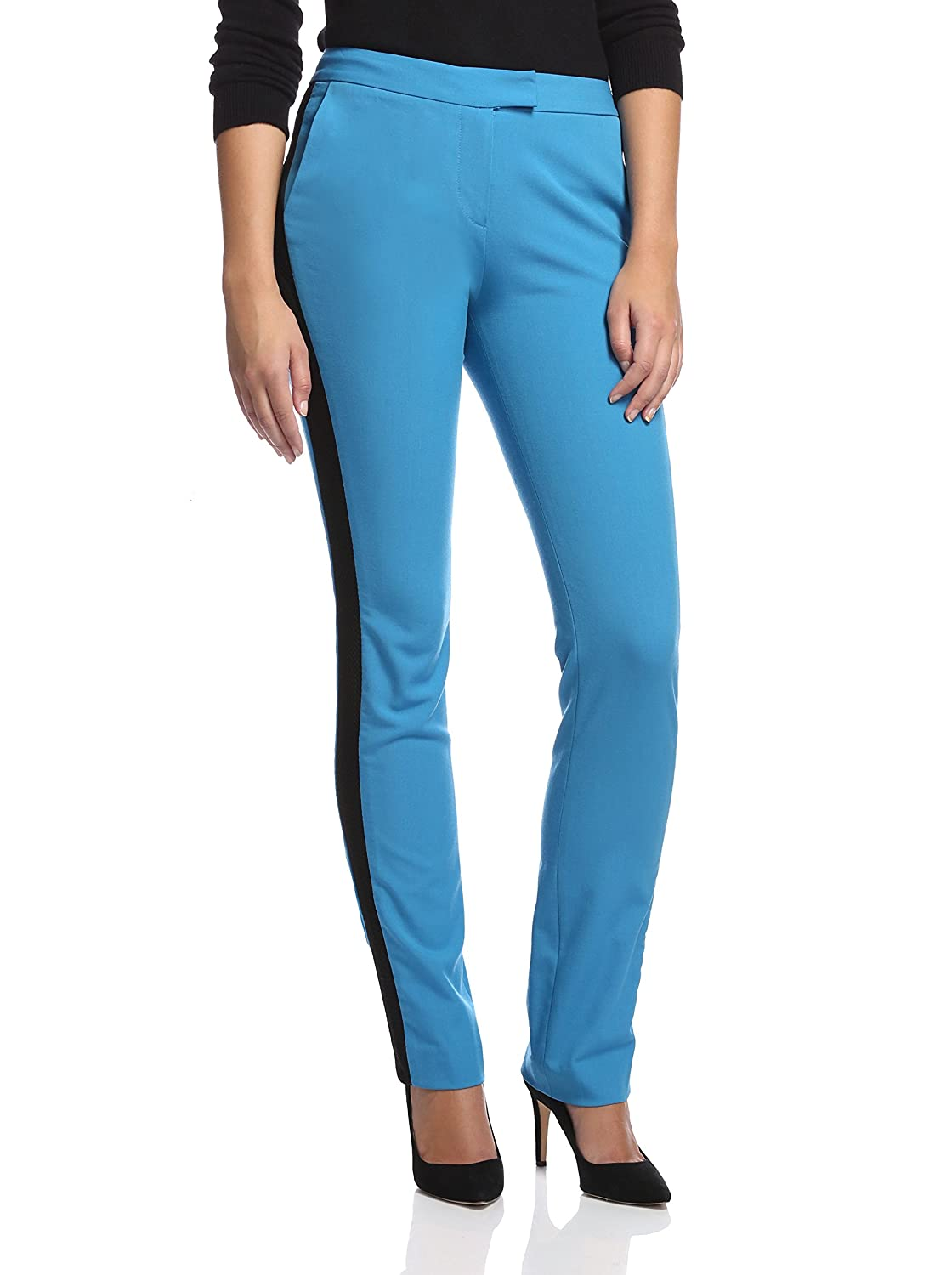 Elizabeth and James Womens Johnny Wool Blend Stretch Pants LP3751108L