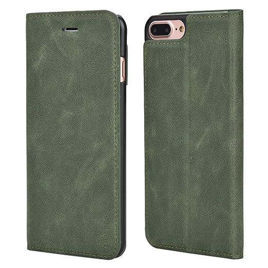 10 opinioni per Custodia iPhone 7 Plus, Cover iPhone 7 Plus, Mulbess [Portafoglio Protettiva]