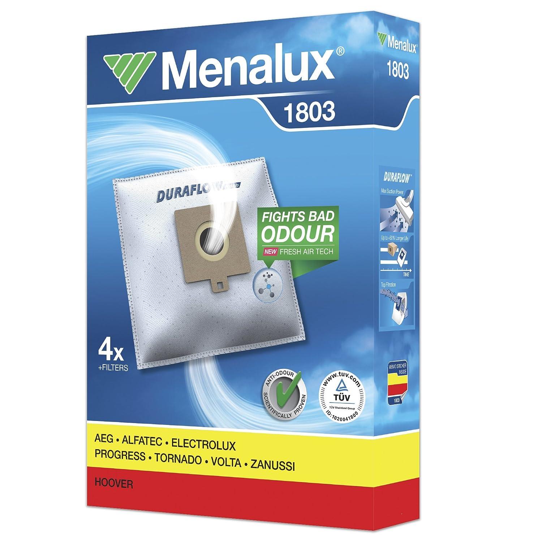 Amazon.com: Bolsas de aspiradora 1803/4 - AEG Smart 485 ...