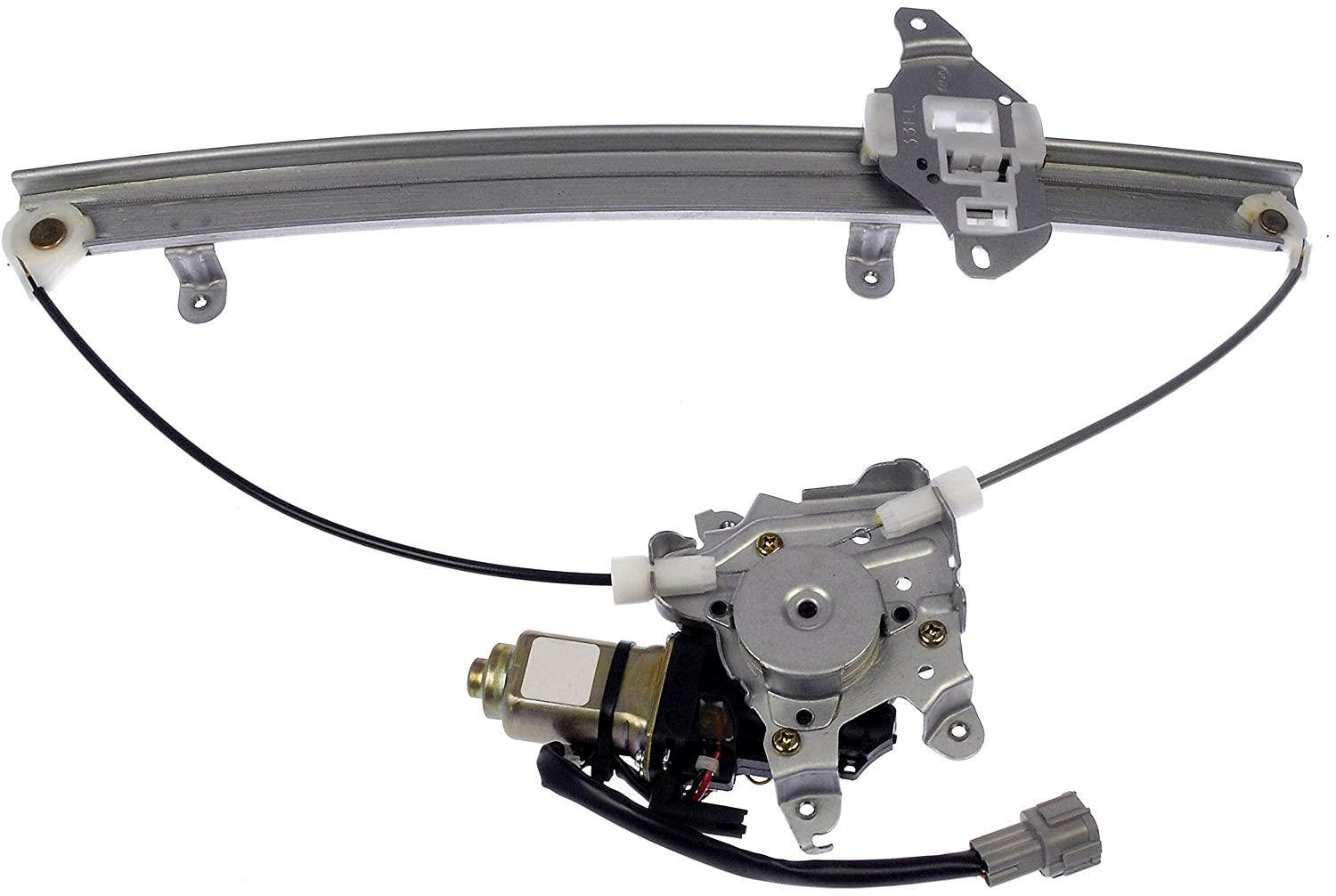 Dorman 741-723 Nissan Maxima Front Driver Side Window Regulator with Motor Dorman - OE Solutions