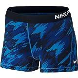 Nike W NP CL Short 3in Overdrive–Pantalon court pour femme
