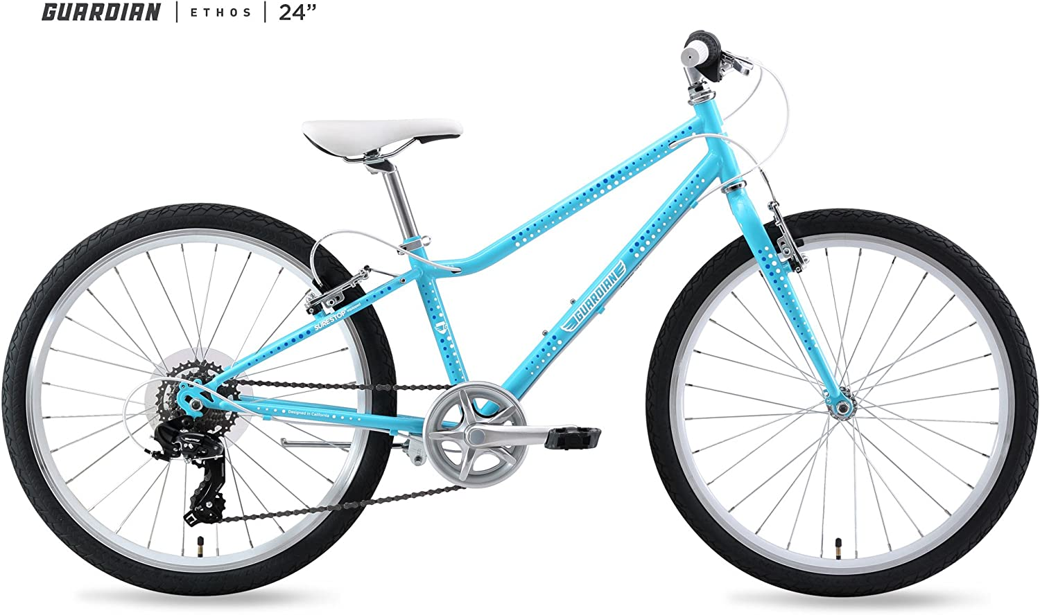 Guardian Kids Bikes Ethos Multiple Colors for Boys/Girls