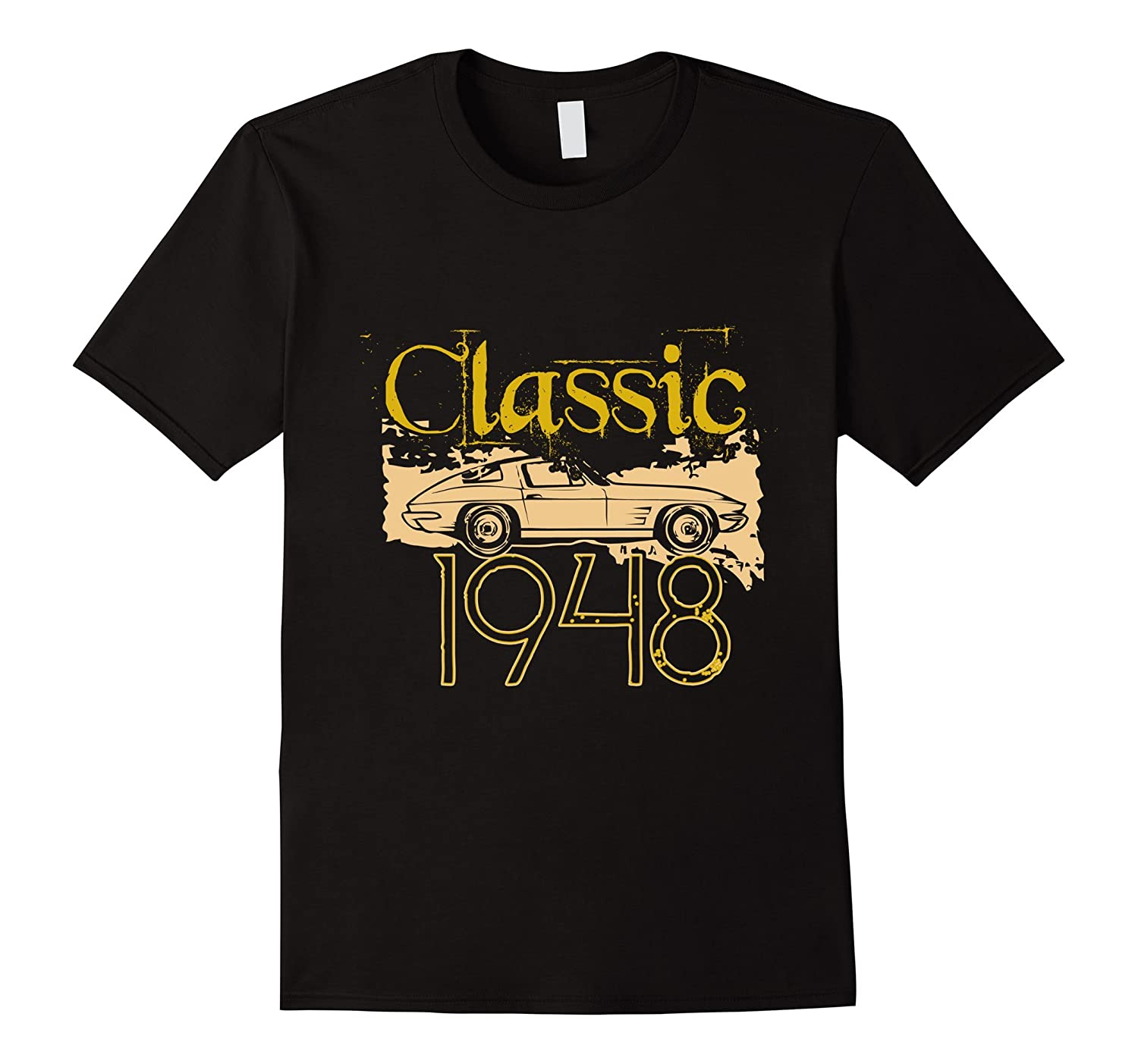 1948 Classic Birthday T Shirt Gift-Awarplus
