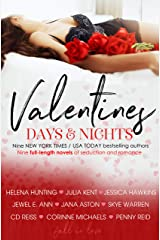 Valentines Days & Nights Kindle Edition