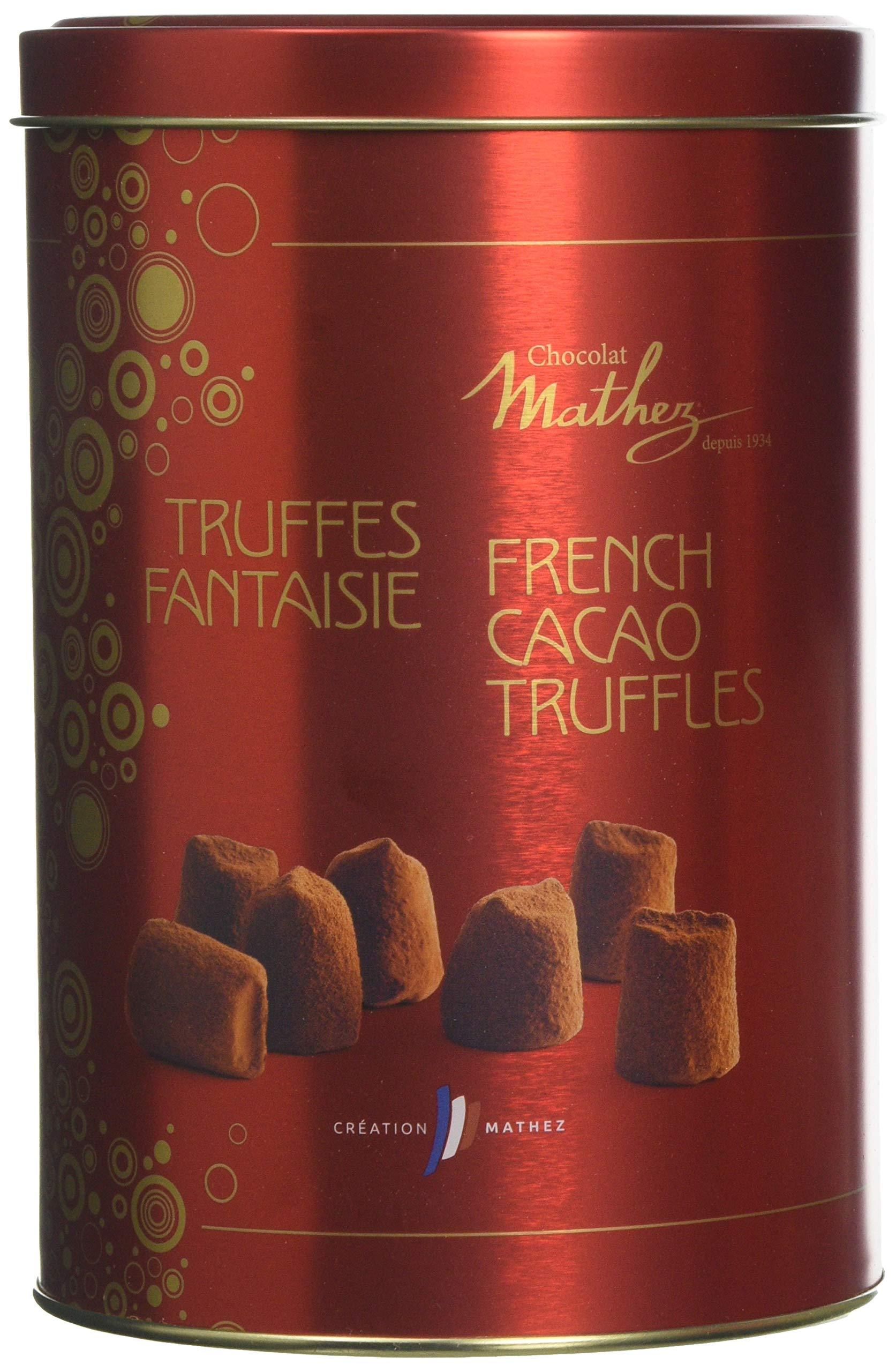 Mathez French Cocao Truffles (2 x 500g )