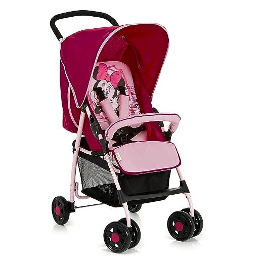 600 opinioni per Hauck Sport Passeggino, Disegno Disney Minnie Rosa (Pink)