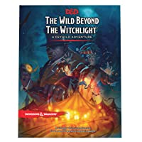 Deals on The Wild Beyond the Witchlight: A Feywild Adventure Book