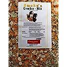 Emcke Gemüse Mix mit Kräutermischung 10Kg Trockengemüse für Hunde