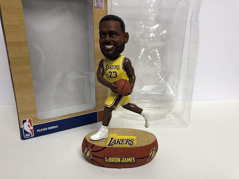 Lebron James 2018 Los Angeles Lakers Baller Limited Edition Bobble Bobblehead