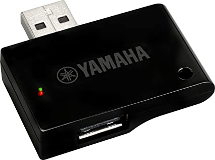 Yamaha UD-BT01 - Adaptador MIDI, color negro