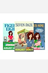 Seven Daze, Figure Eight, Cloud Nine: 3 Books in One! (Val Fremden Mysteries) Kindle Edition