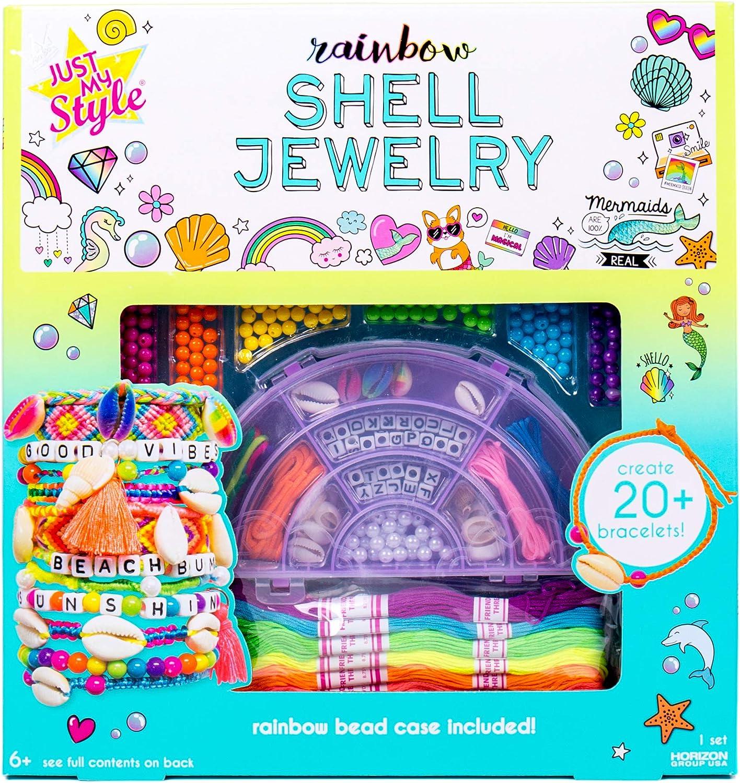 Shell Kit with Jewellery Elastic Free UK Postage