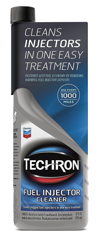 Chevron pro-gard Limpiador de inyección de combustible: Amazon.es: Coche y moto