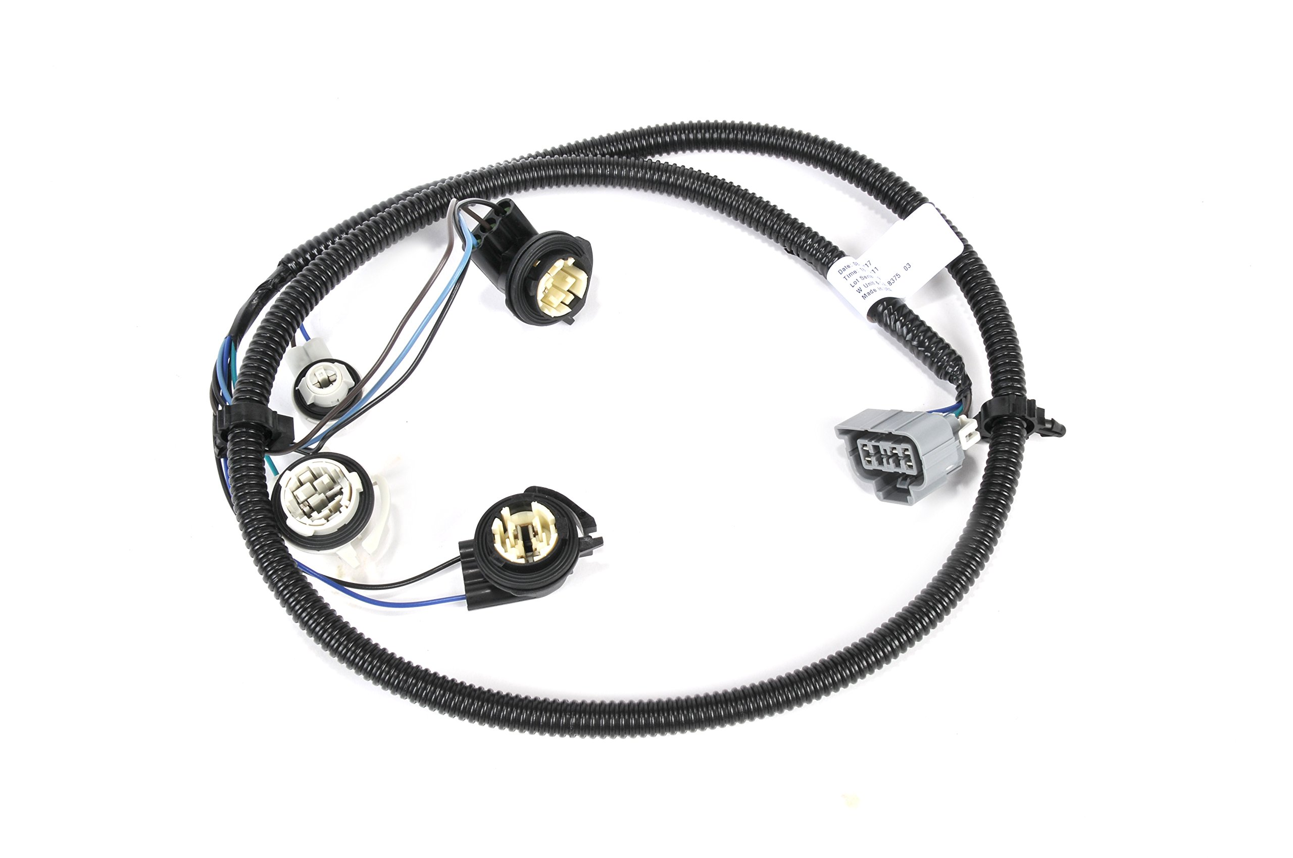 ACDelco 16531401 GM Original Equipment Driver Side Tail Light Wiring Harness by ACDelco