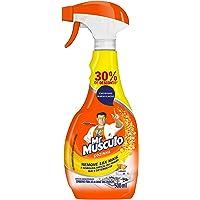 Limpador Desengordurante Mr Músculo Cozinha Laranja 500 ml com 30% de Desconto