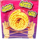 NEW CATS CRADLE STRING GAMES TRADITIONAL TOY HB