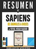 Sapiens. De animales a dioses: Una breve historia de la
