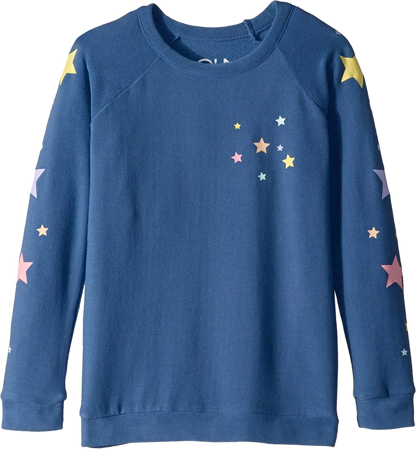 CHASER Girls Candy Stars Kids Cozy Pullover