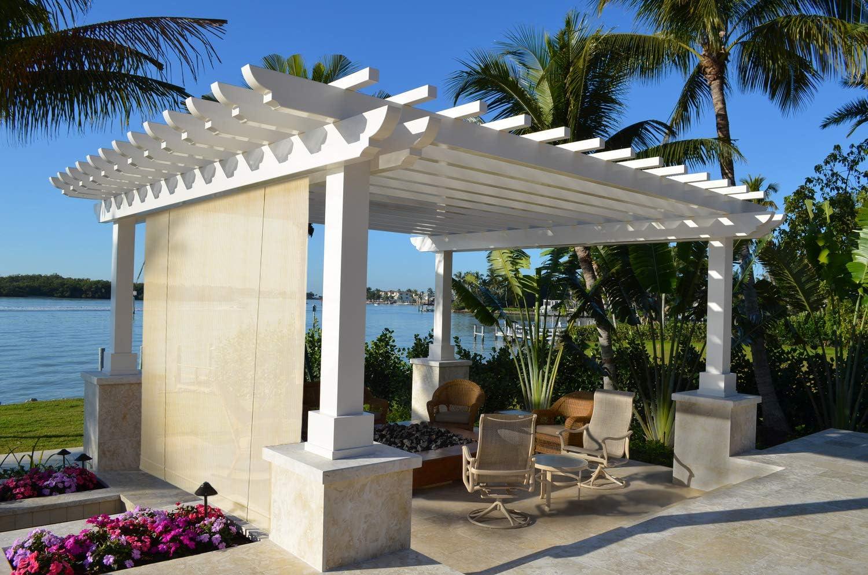 Sunshades Depot - Pantalla de rodillo exterior para cubierta, porche, pérgola, balcón, patio u otros espacios al aire libre, bloque de filtrado de luz, 90 % rayos UV, color beige, 4 pies