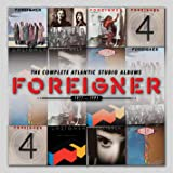 Foreigner: The Complete Atlantic Studio Albums