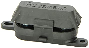 bussmann hmeg fuse holder amazon ca automotive davidson fuse box bussmann hmeg fuse holder