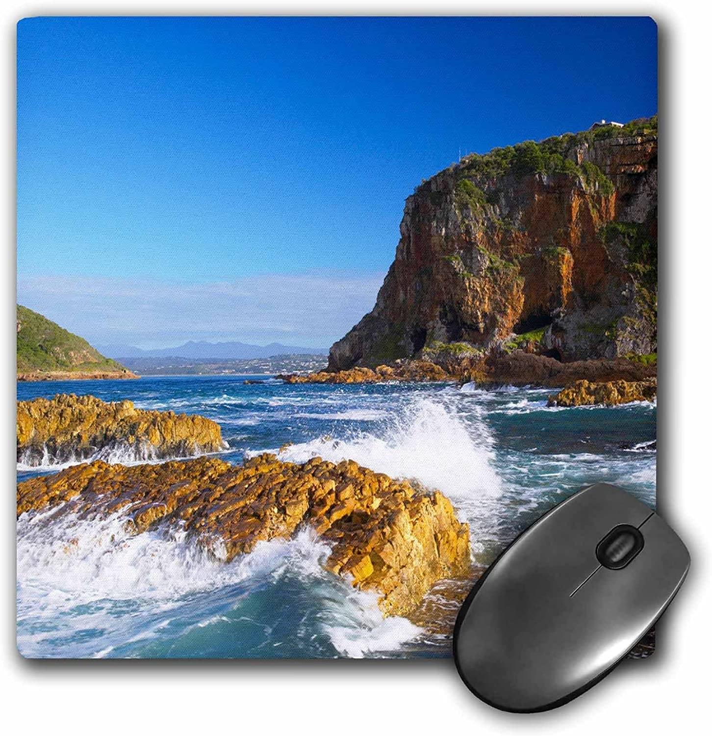Knysna Heads, Garden Route, Western Cape, South Africa. - Mouse Pad, 8 by 8 inches (mp_207996_1)