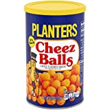 Planters Cheez Balls, 2.75 Oz Canister (Pack Of 6), 2.75 Oz (Tamaño: 6-pack)