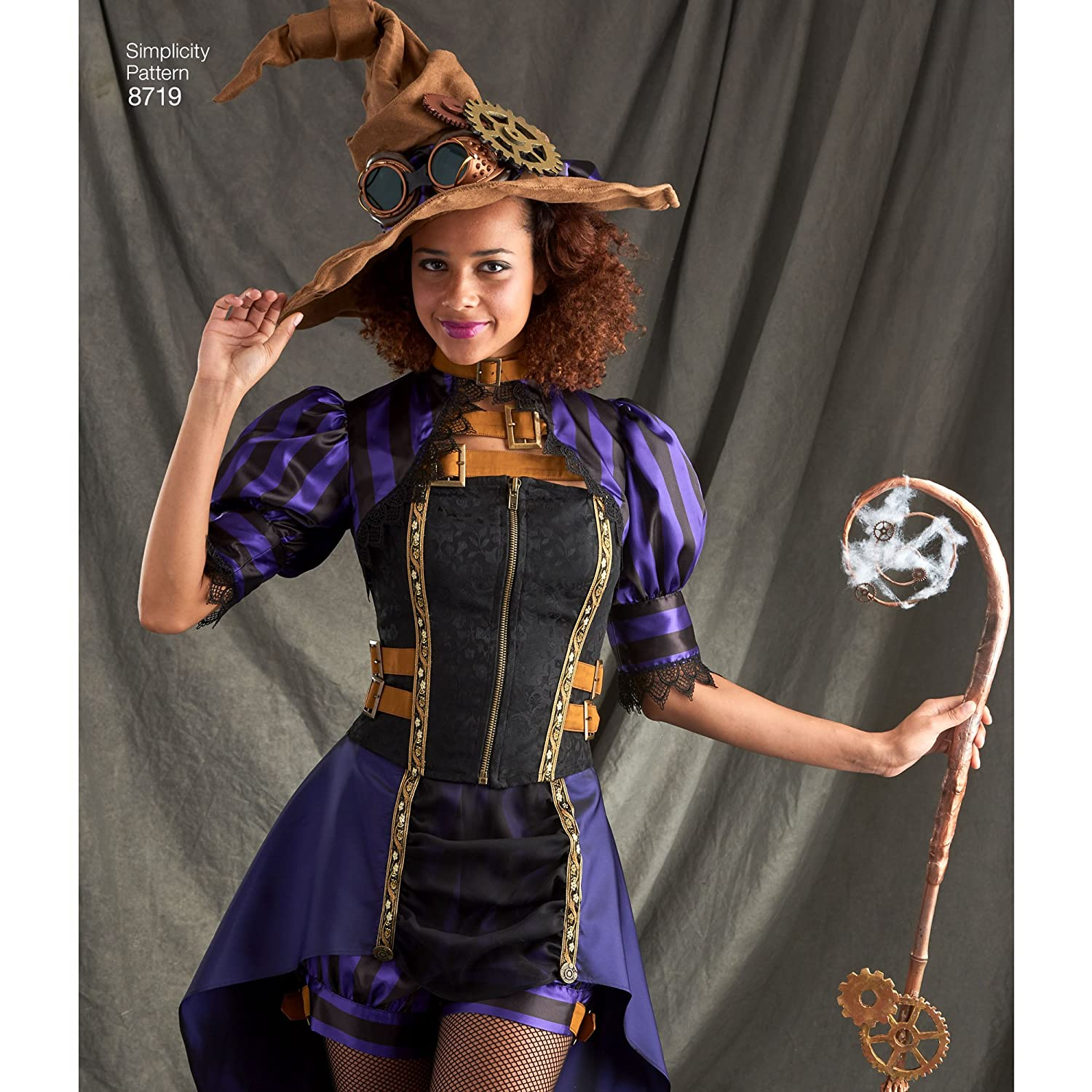 Witch Costume Pattern Unique Decorating Ideas
