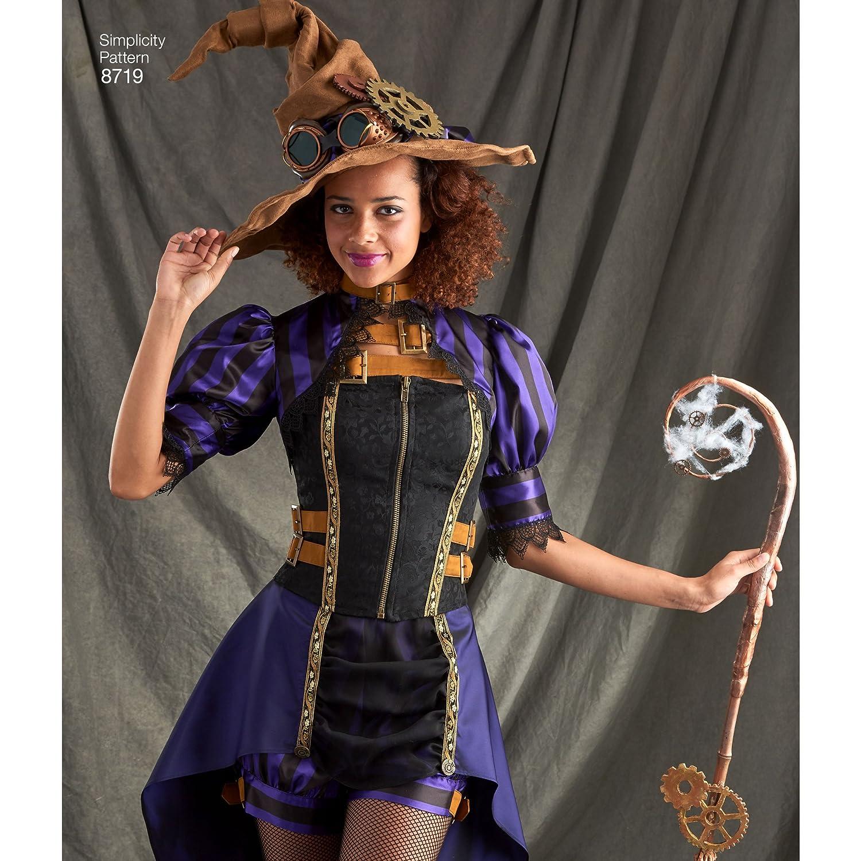 Witch Costume Pattern Unique Decorating Ideas