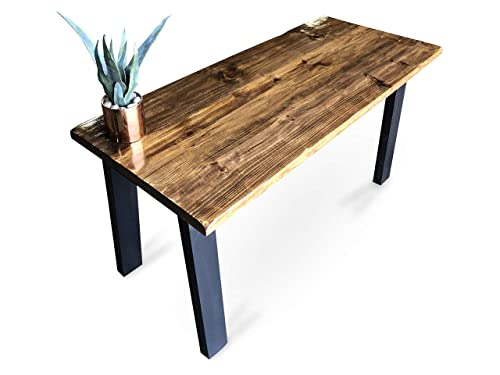 UMBUZ Handcrafted Modern Wood Desk