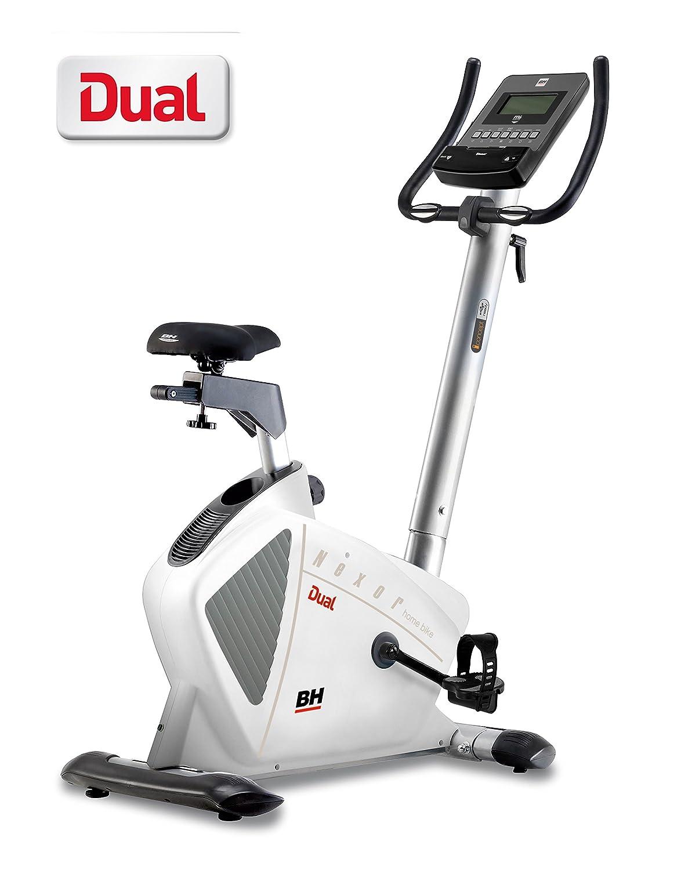 BH Fitness Bicicleta estática Nexor Dual: Amazon.es: Deportes y ...