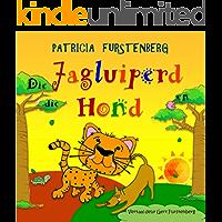 Die Jagluiperd en die Hond - Kinder Prentenboek (Babadiertjies van Afrika, Kinder Prentenboeke) (Afrikaans Edition)