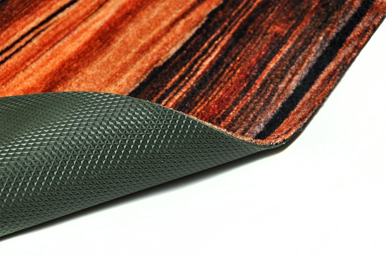 Deco-mat Fußmatte Holz Willkommen, Fussmatte Innen, Rutschfest, Waschbar Waschbar Waschbar – Schmutzfangmatte - Fussabtreter - Türmatte 60x180cm B01LYMY8B6 Fumatten 609ab6