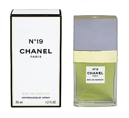 Chanel Nº 19 Agua de perfume Vaporizador Promo 35 ml