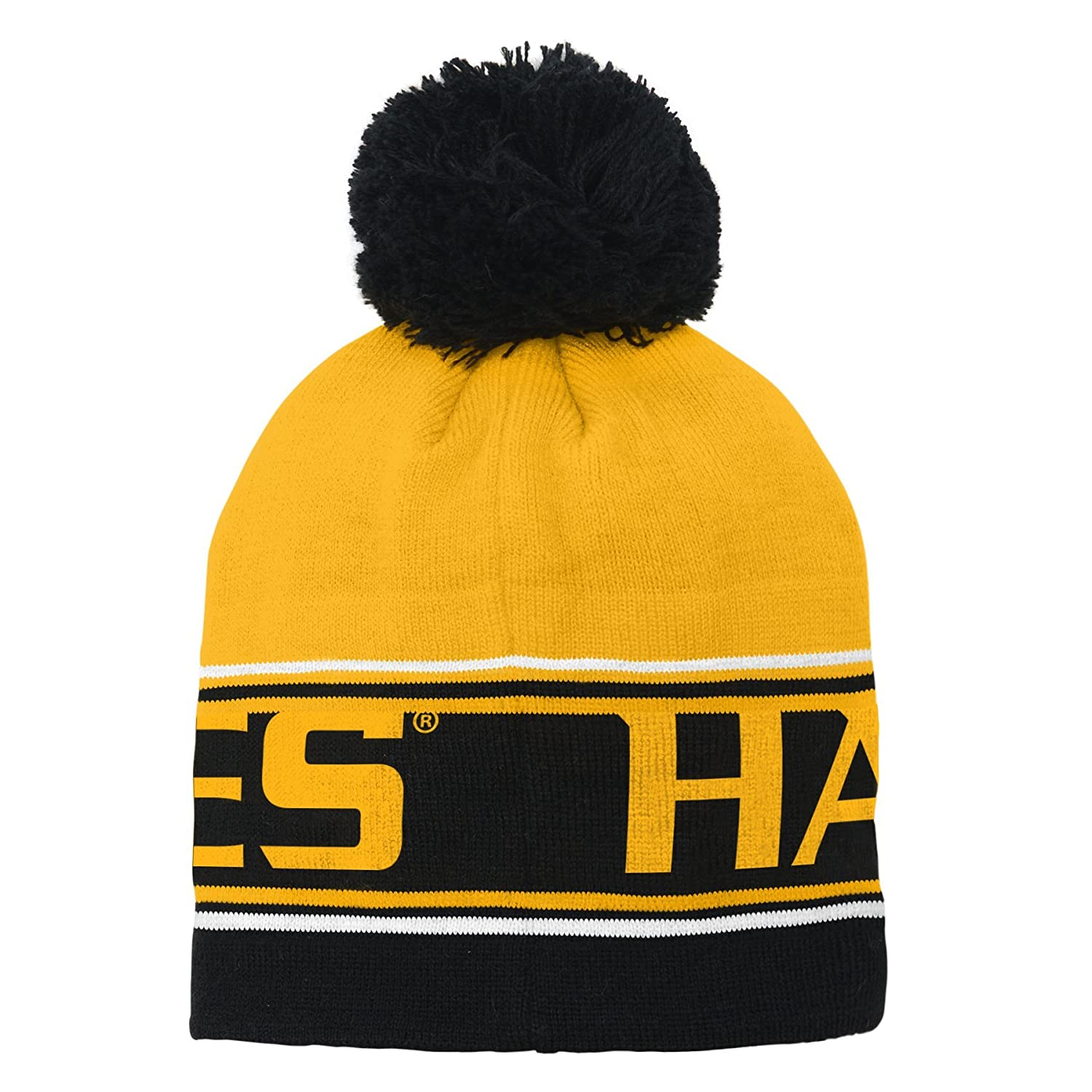 NCAA by Outerstuff NCAA Youth Boys Knit Hat with Pom