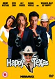Happy Texas [DVD]