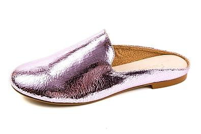 Busche Damen Serraje Pantoletten Pink Rosa Gr. 39 W7vOQwJ