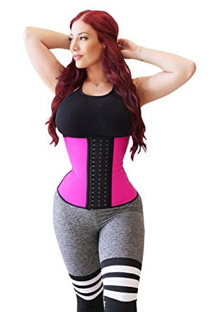 956e09574b Luxx Curves Luxx Health Waist Trainer Corsets for Women Fajas Reductoras y  Moldeadoras Trimmer for Weight