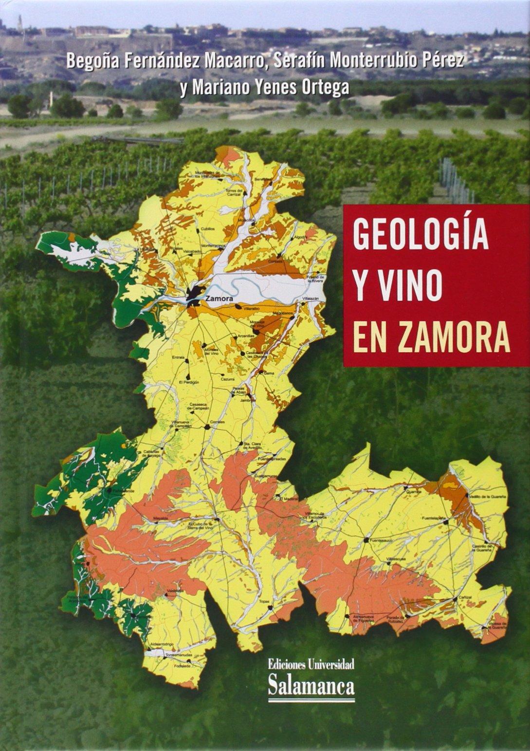 Geología y vino en Zamora: Amazon.es: Begoña Fernández ...