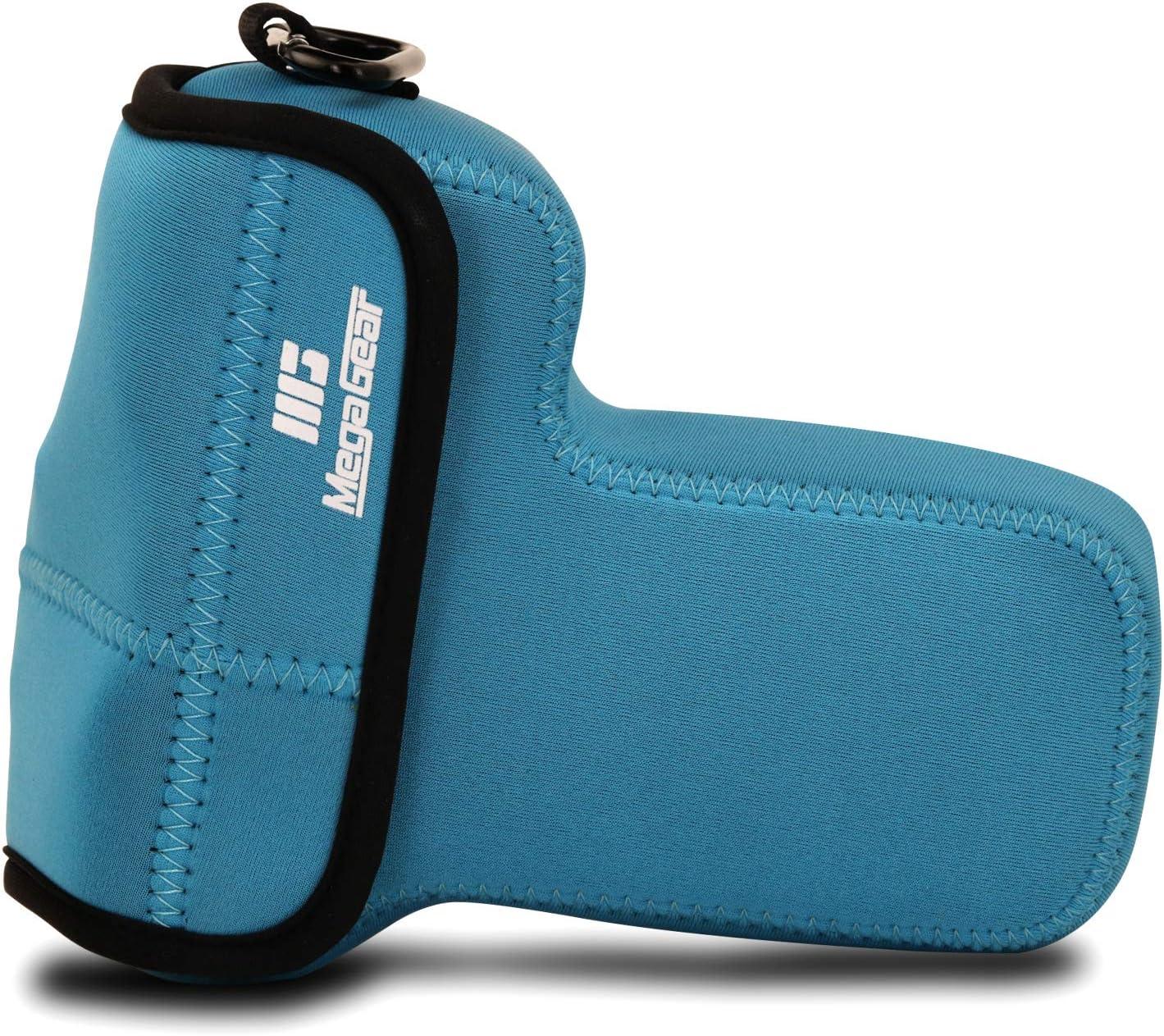 Megagear Mg1823 Ultraleichte Neopren Kameratasche Kompatibel Mit Nikon Z50 50 250 Mm Blau Elektronik
