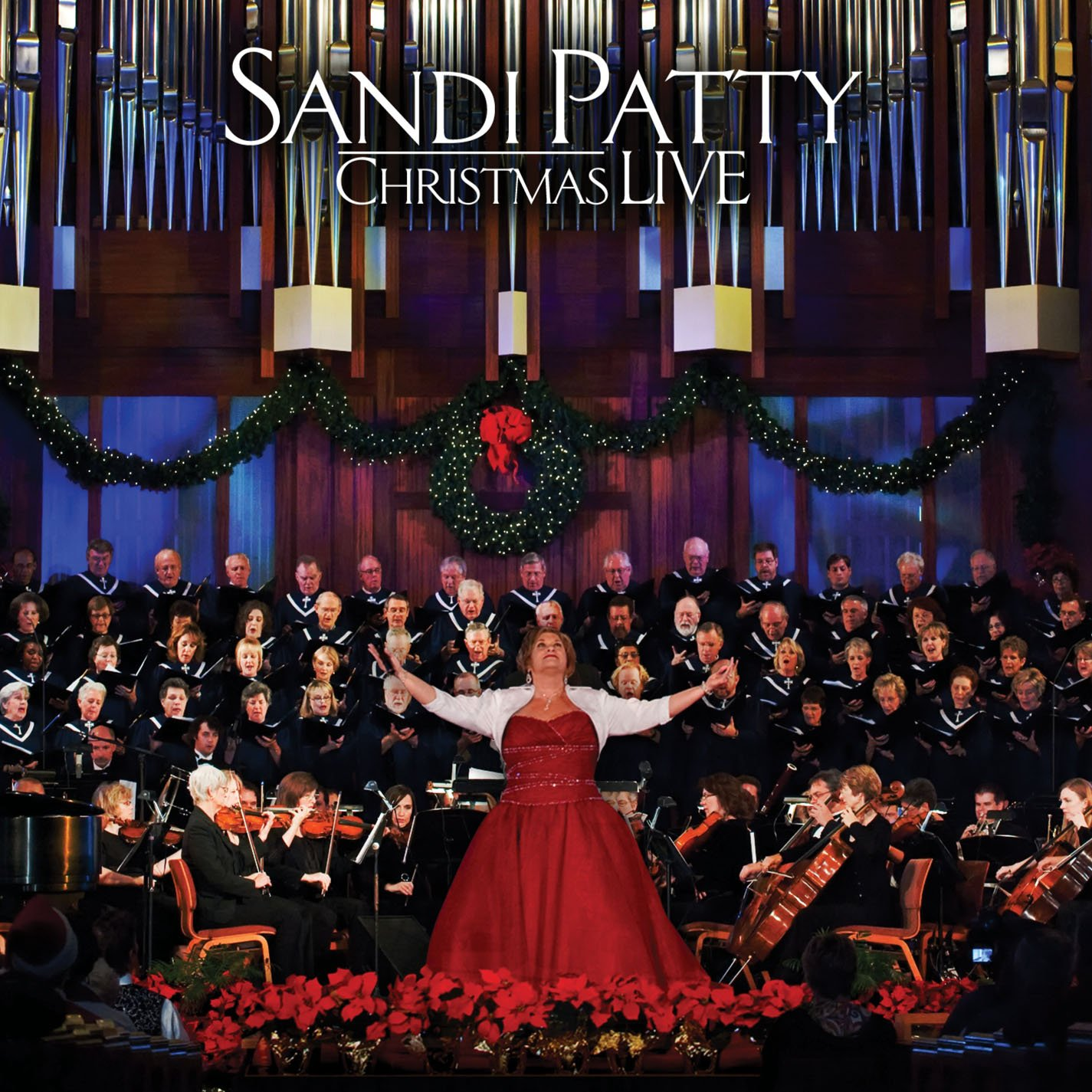 Sandi Patty - Sandi Patty Christmas Live (CD/DVD) - Amazon.com Music