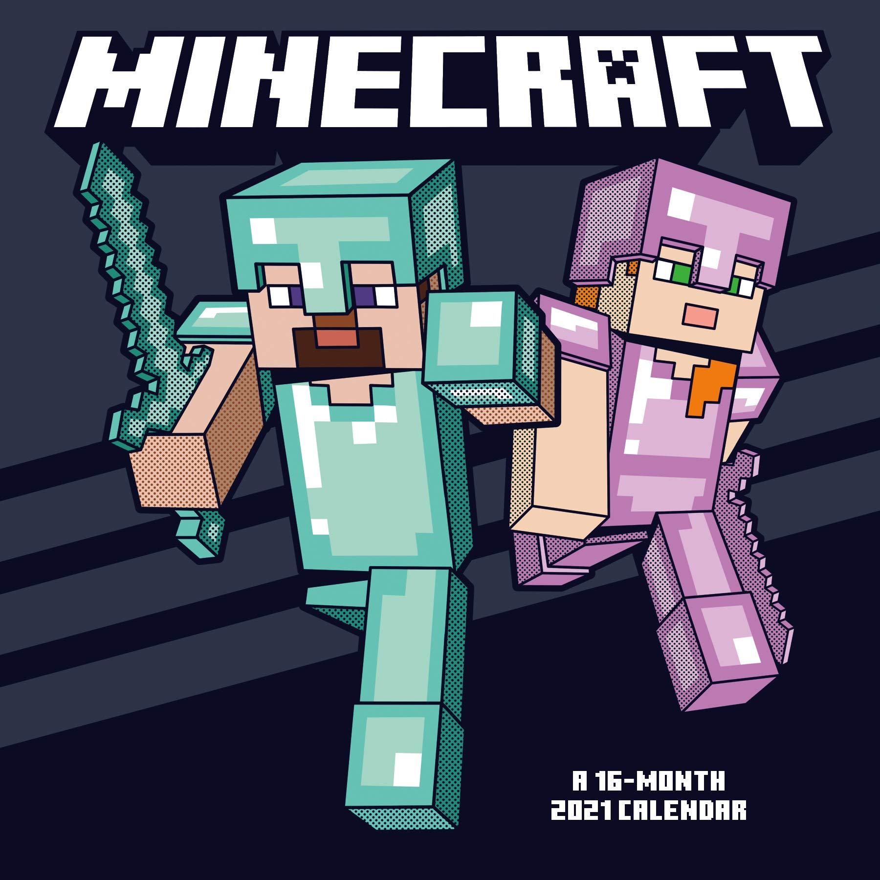 Cal-11 Minecraft Mini  Amazon.com.br