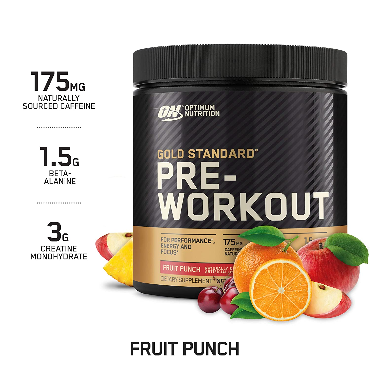 6. Optimum Nutrition Gold Standard PWO